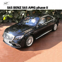 GT SPIRIT 1:18 Scale Mercedes-Benz S65 BENZ S65 AMG Car Model Collection