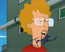 JON HEDER NAPOLEON DYNAMITE AUTHENTIC SIGNED 10X8 PHOTO AFTAL UACC A