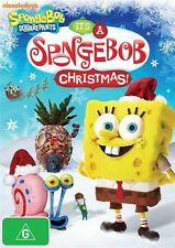 SpongeBob SquarePants: It's a SpongeBob Christmas NEW R4 DVD