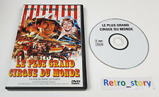 DVD Le Plus Grand Cirque Du Monde - John WAYNE - Claudia CARDINALE