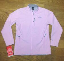 NEW NWT North Face Apex Bionic Pink Ski Jacket Winter Coat Girls XL Womens XS S