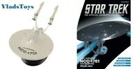 USS Enterprise NCC-1701 Refit Star Trek Beyond Special #12 Eaglemoss  w/Mag