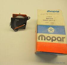 NOS new Mopar 1979-1983 Chrysler Newport, new Yorker ; Dodge St Regis TEMP GAUGE