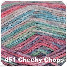 Sirdar Snuggly Rascal DK 50g Acrylic / Nylon Baby Knitting Yarn. Complete Range