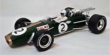 Spark 18S224 - Repco Brabham BT24 car #2 Denny Hulme 1967 Mexican F1 Grand Prix