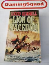 Lion of Macedon  - Book, Supplied by Gaming Squad
