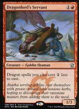 Dragonlord's Servant | NM | Promo | Magic MTG