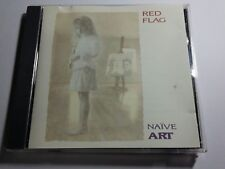 RED FLAG - NAIVE ART. Made In USA. Import. New Wave Synth Pop Depeche Mode