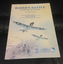 Barder's Battle In and Out of the Sky by Arthur Attwood Battle of Britain