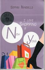 X52 I love shopping a New York Sophie Kinsella