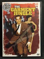 RARE! THE GARMENT JUNGLE DVD 1957 LEE J COBB Kerwin Mathews