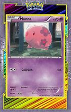 🌈Munna - NB04:Destinées Futures - 58/99 - Carte Pokemon Neuve Française