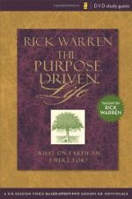 Purpose Driven Life Study Guide: A Six-Session Video-Based Study for Groups or I