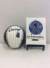 ALBERT BELLE CHICAGO WHITE SOX COLLECTIBLE BASEBALL  1997