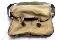 VINTAGE ANGLERS CANVAS FISHING BAG