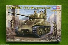 US M4A1 Sherman (76)W Tank 1/48 Scale Hobby Boss 84801