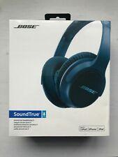 New Genuine Bose SoundTrue® around-ear headphones II – Apple® devices -NAVY BLUE