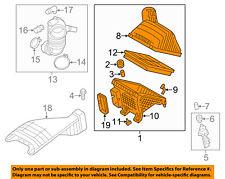 KIA OEM 11-13 Optima Air Cleaner Intake-Filter Box Housing 281102T500