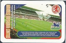 SUBBUTEO SQUADS-1996-MIDDLESBROUGH-RIVERSIDE STADIUM