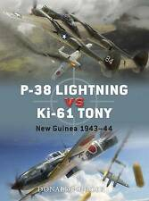 P-38 Lightning vs Ki-61 Tony - New Guinea 1943-44 (Osprey) - New Copy