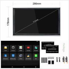 "2X 11.6"" HD Touch pantalla coche reposacabezas monitores BT Android 6.0 Wifi 3G/4G FM OBD"