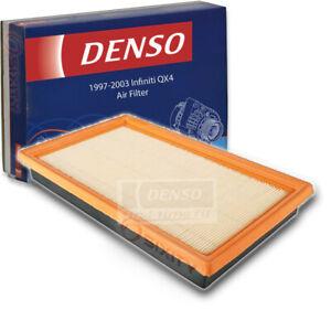 Denso Air Filter for 1997-2003 Infiniti QX4 3.3L 3.5L V6 Intake Inlet qb