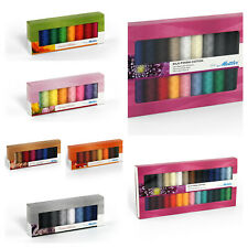 Premium Quality Mettler 100% Cotton Silk Finish Sewing Thread Embroidery Craft