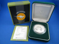 2000 RAM - $1 SILVER KANGAROO PROOF COIN - COMPLETE!!!