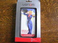 Venom WINTER in SWITZERLAND VTG-Look Travel Ad Hardshell Case For iPhone 5~~NIP!