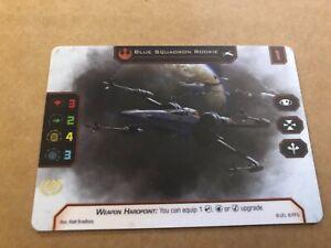 FFG OP XWING - Plastic Card Lot