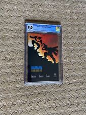 Batman: The Dark Knight #4 CGC 9.0 VF/NM (1986, DC) / White Pages