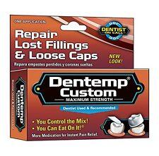 D.O.C. DenTemp Custom Repair Lost fillings and Loose Caps 1 Use