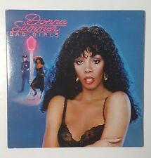 """1979 Sealed DBL LP """"Bad Girls"""" DONNA SUMMER Casablanca Disco NBLP-2-7150"""