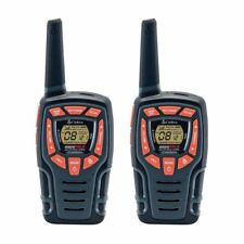 Radio Walkie Talkie Cobra AM845 Paquete Doble Con Baterías Y Cargador De Escritorio