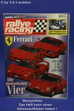 Rallye Racing 12/96 Ferrari F50 Nissan Skyline BMW Z3
