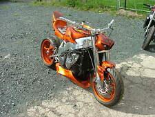 "Streetfighter Lampenmaske Diversion ""Extremebikes"""