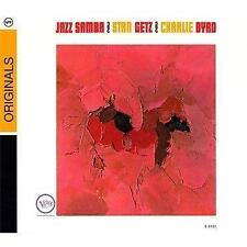 Stan Getz Charlie Byrd - Jazz Samba (NEW CD)