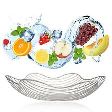 Fruit Basket Bowl Kitchen Vegetables Storage Organizer Decor Fruit Collecting