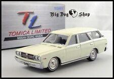 TOMICA LIMITED TL 0079 Nissan Cedric Wagon TOMY Diecast Car 79
