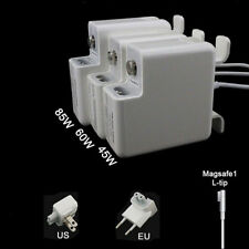 45W 60W 85W L/T AC Power Adapter Supply Charger For Apple Macbook Pro Magsafe1/2