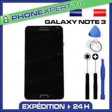 VITRE TACTILE + ECRAN LCD SAMSUNG GALAXY NOTE 3 N9005 NOIR + OUTILS