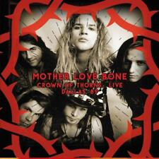 MOTHER LOVE BONE – CROWN OF THORNS… LIVE DALLAS '89 (NEW/SEALED) CD