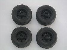 Lego - 4 roues 30.4 mm x 14 mm VR / Jantes noires