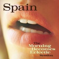 SPAIN - THE MORNING BECOMES ECLECTIC SESSION  VINYL LP + CD NEW!