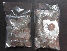 TRANSNISTRIA COIN BAG of 5+10 Kopeek 2005 KM-50-51 UNC 200 PCS WHOLESALE ROLL