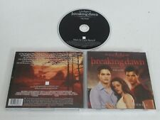 THE TWILIGHT SAGA BREAKING DAWN PART 1/SOUNDTRACK/CARTER BURWELL(075678824838)CD