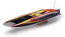 RC Rennboot Speedboot Rennkatamaran Genesis 6S brushless