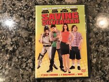 Saving Silverman Dvd! 2001 Comedy! Happy Texas The Change Up Sex Drive Stakeout