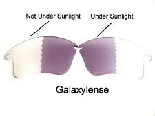 Galaxy Replacement Lenses For Oakley Fast Jacket Photochromic Transition