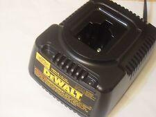 Dewalt DW9116 Fast Ni-Cad Battery Charger 7.2v- 9.6v-12v-14.4v-18v Fit DW9107